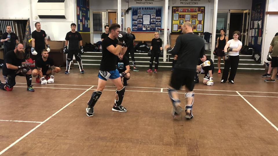 Why sparring is so essential