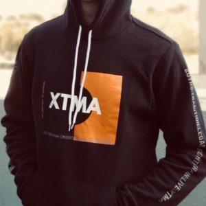 20 Years Hoodie (Orange)